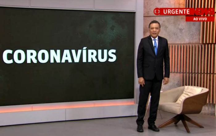 GloboNews bate recordes de audiência pandemia covid-19