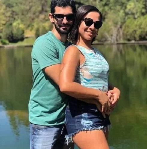 Guilherme e Kissila