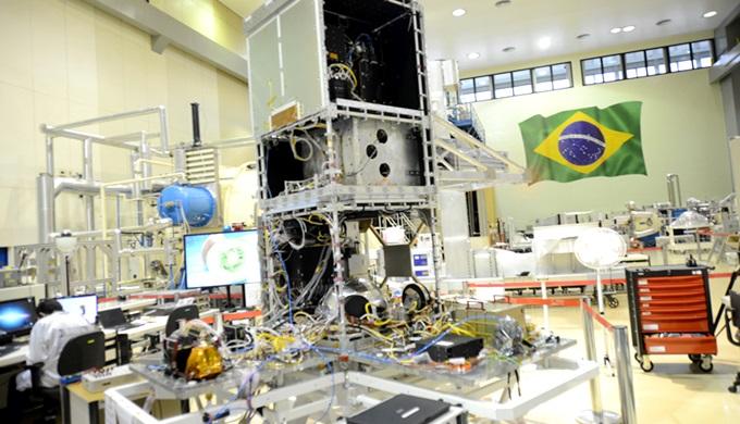 importância Amazônia 1 primeiro satélite brasileiro