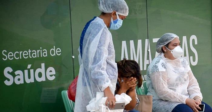 Infectados variante de Manaus têm carga viral maior Fiocruz