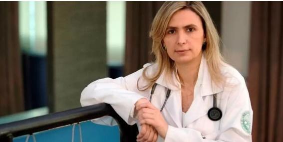 Médica Ludhmila Hajjar