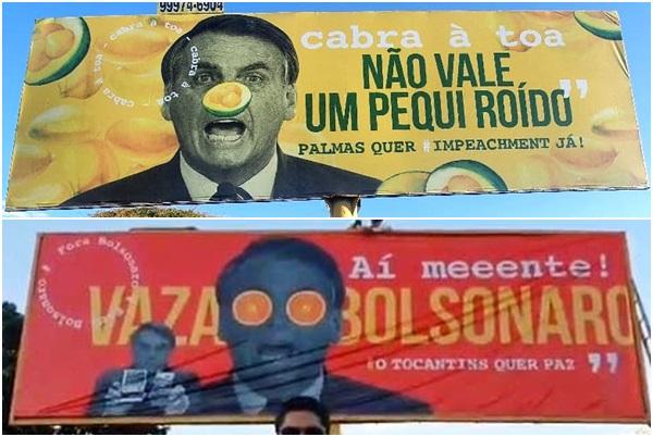 Polícia Federal investiga sociólogo que comparou Bolsonaro pequi roído tocantins