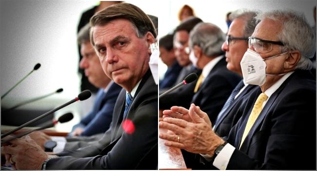 Preocupação presidente Petrobras coronavírus enfureceu Bolsonaro