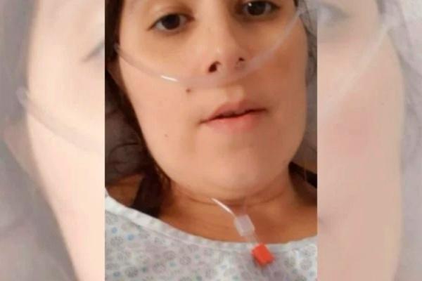 quase-morte não despertou consciência ex-paciente de Covid