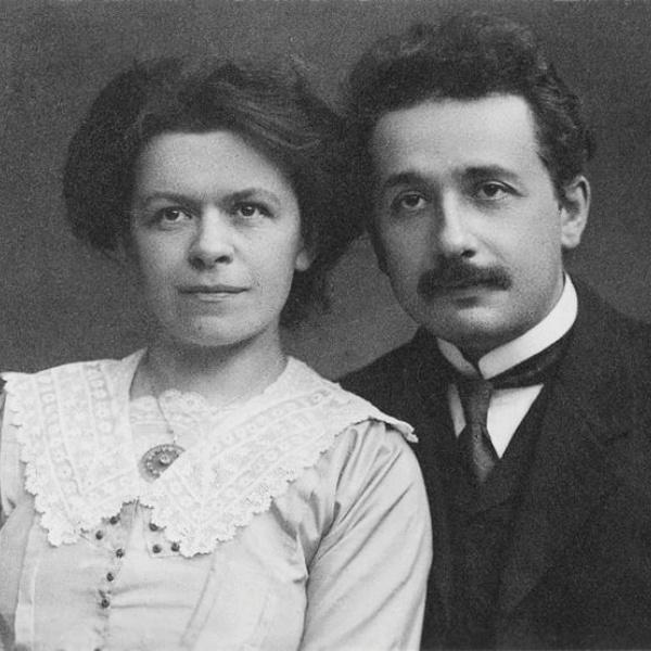 Quem filhos Albert Einstein que aconteceu eles