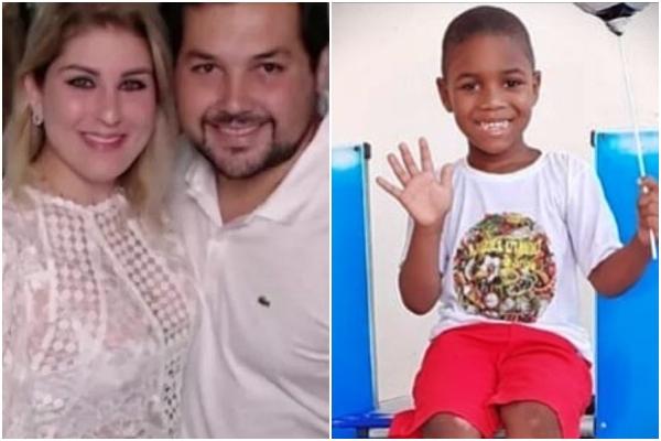 Sarí Corte Real e Sérgio Hacker são condenados pagar justiça miguel