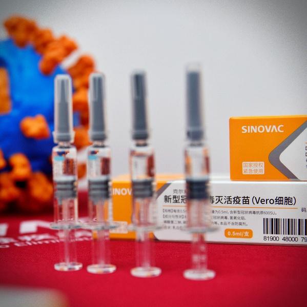 Vacina CoronaVac eficácia variante de Manaus