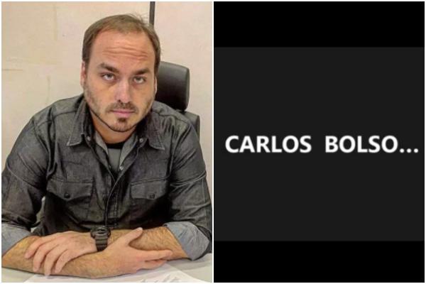 Carlos Bolsonaro confunde LGPD LGBT vergonha alheia debate