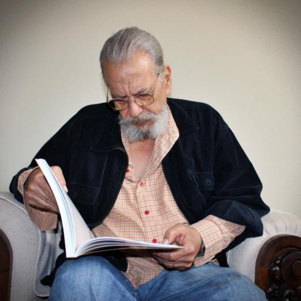 Companheiro Alípio Freire presente COVID literatura