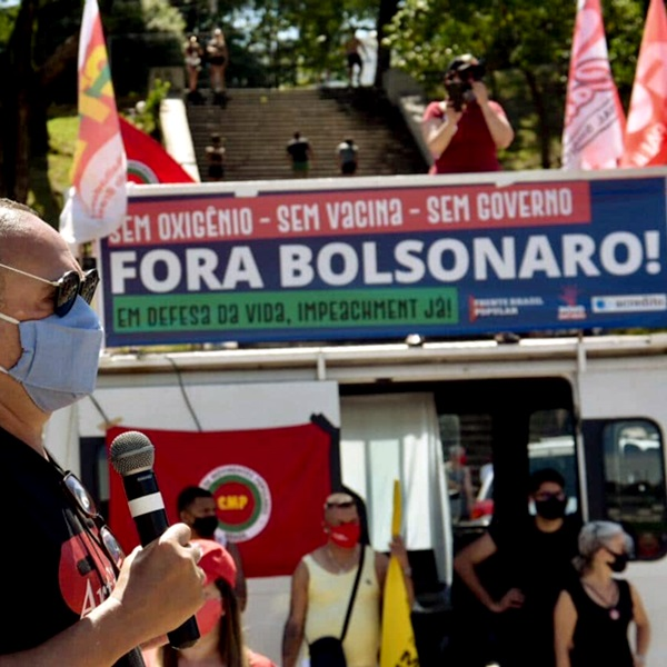 conter o genocídio bolsonaro pandemia covid