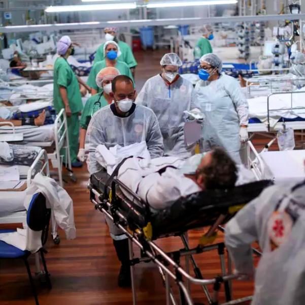 Covid-19: Sobreviventes têm chances maior morrer meses
