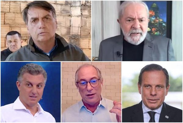 candidatos eleições 2022