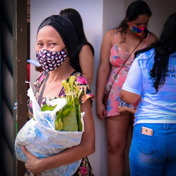 Fome Brasil nível período pré-Bolsa Família