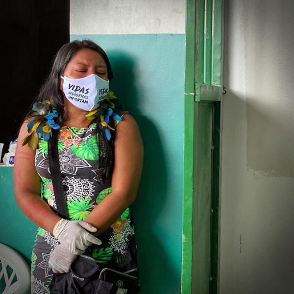 Governo omite número verdadeiro de indígenas mortos Covid-19