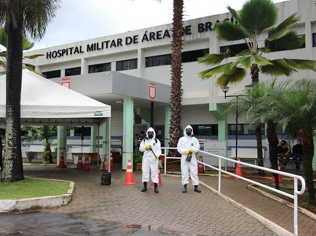 hospitais forças armadas