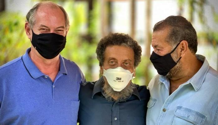 João Santana receberá mil campanha de Ciro