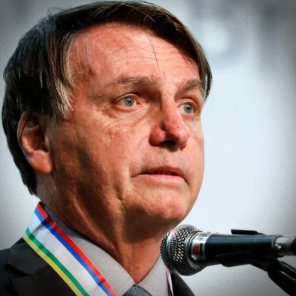 mortes COVID Bolsonaro autoriza campanha por distanciamento máscaras