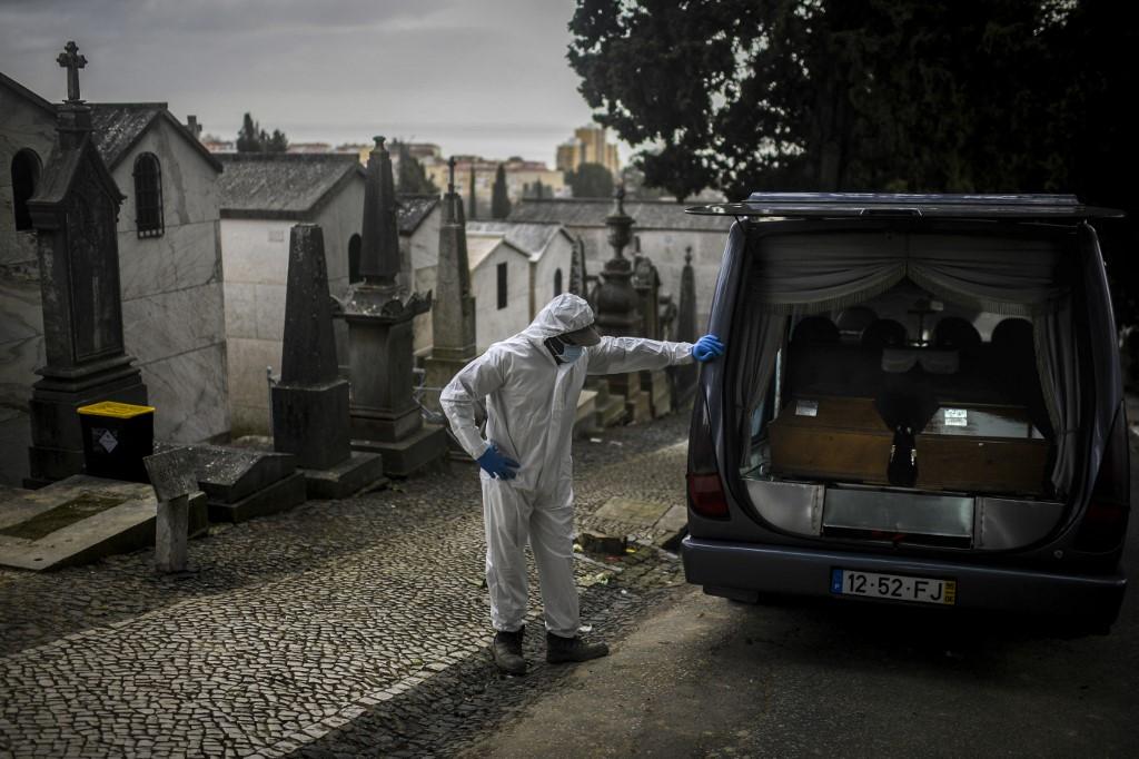mortes covid brasil recorde