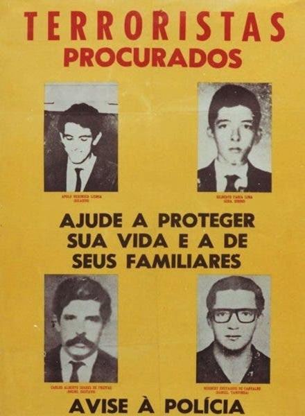 Mulher conta história foto de Dilma em interrogatório