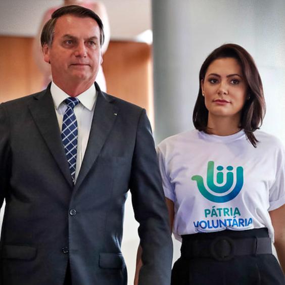 TCU prejuízo milhões doações desviadas combate Covid Michelle