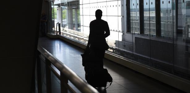 tentilhões aeroporto