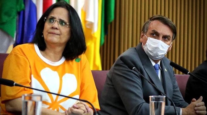 Bolsonaro governos anteriores incentivavam pedofilia