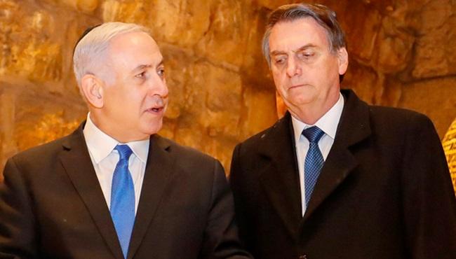 Bolsonaro telegramas negociação do spray nasal sigilo Israel Covid
