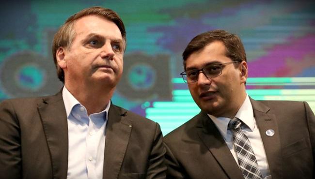Bolsonaro usou Amazonas laboratório imunidade rebanho denuncia vice-governador