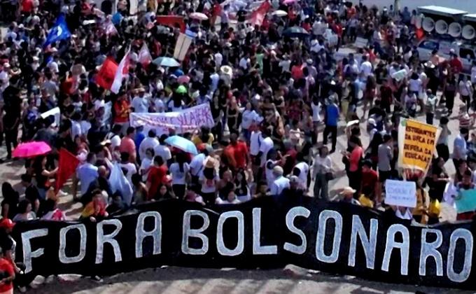 Confira onde será ato contra Bolsonaro dia hora sua cidade genocida