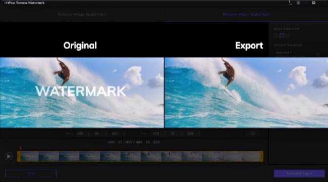 remover marca d'água fotos vídeos promete sensação ano