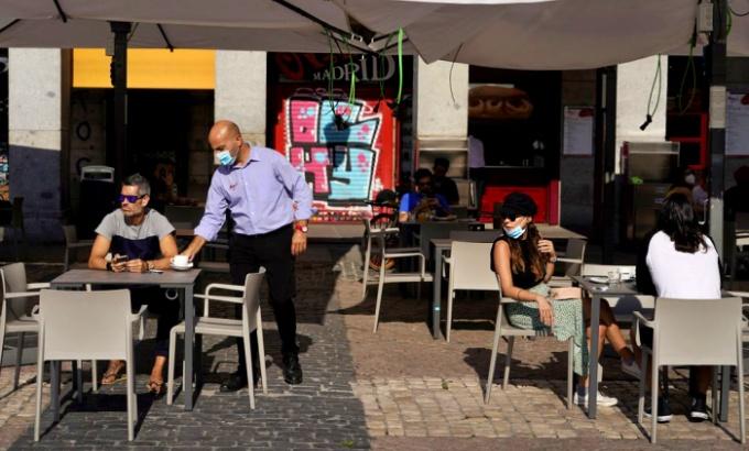 Espanha jornada de trabalho dias semana salário