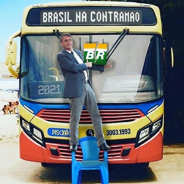 Gás Natural Privatização ameaça transição energética Brasil
