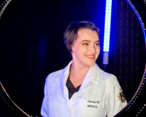 Jovem autista atacada revelar sonho ser médica