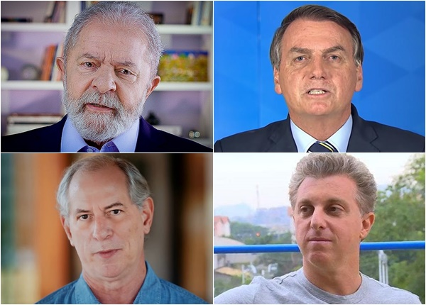 lula bolsonaro eleições 2022