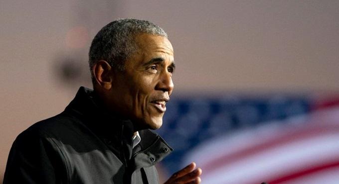 Obama não falar tudo sabe OVNIs