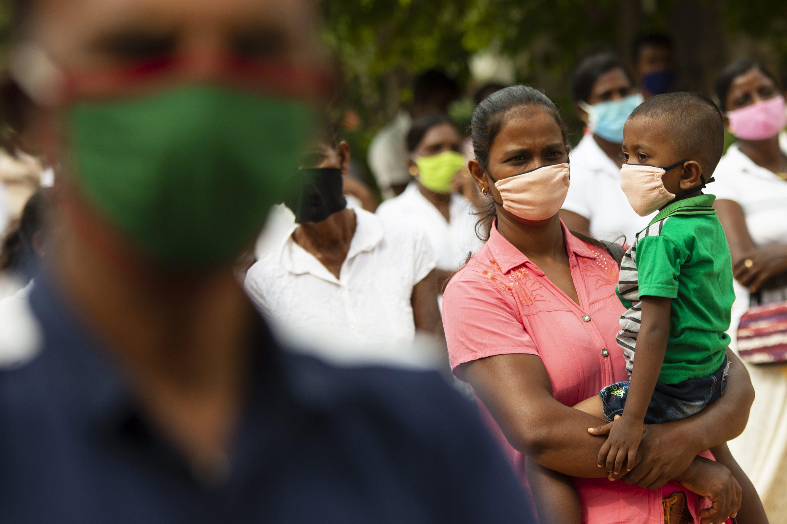 vida mães ano pandemia covid filhos