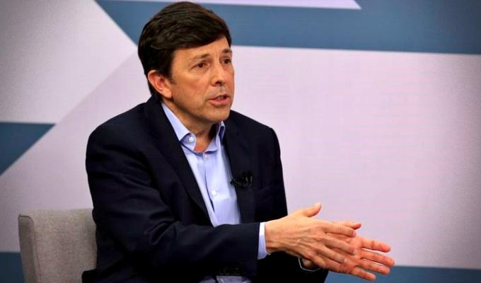 Amoêdo desiste disputar eleição critica falta unidade Novo