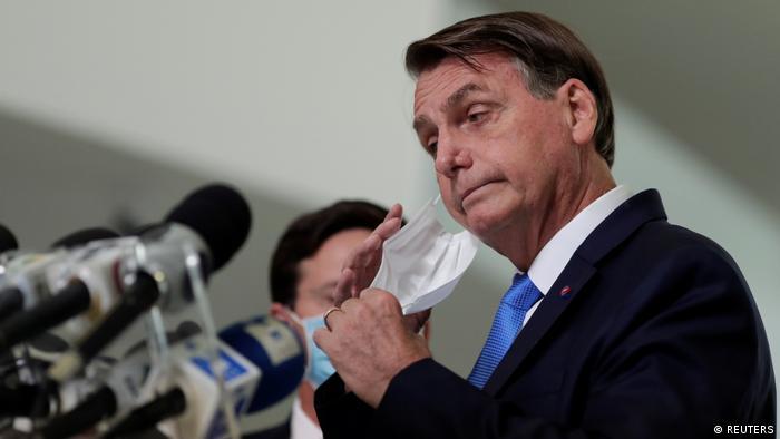 bolsonaro covaxin