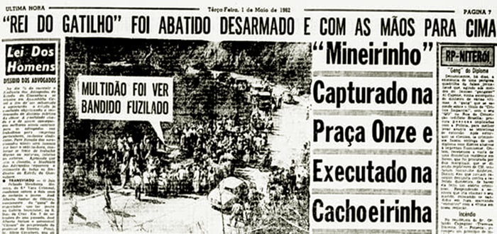 caso Lázaro esquecer repetir mineirinho