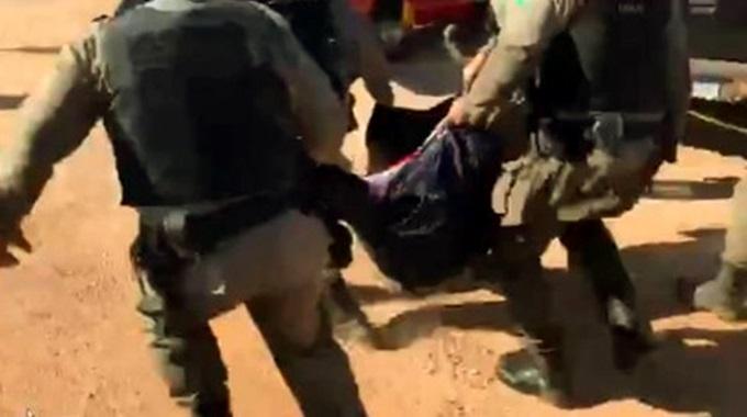 caso Lázaro esquecer repetir mineirinho justiça polícia