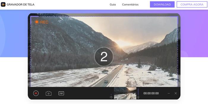 Gravador de Tela HitPaw melhor aplicativo para gravar tela atualidade