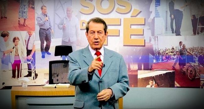 Internado Covi, pastor R.R. Soares prometeu curas milagrosas doença