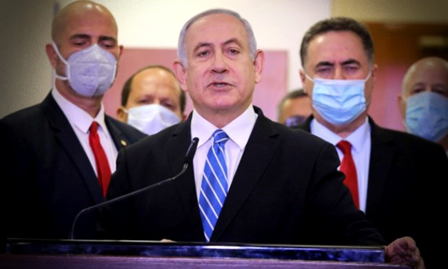 Líder extrema direita oposição tirar Netanyahu poder Israel