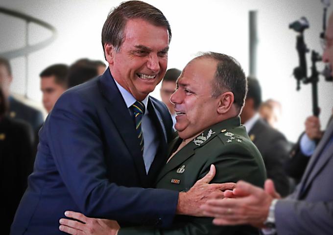 Poder militar corre risco erosão Brasil viver caos 2022