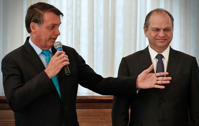 centrão Ricardo Barros garante emprego Jair Bolsonaro