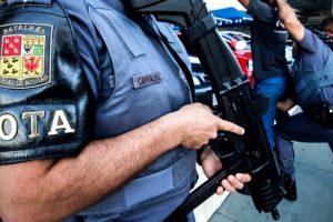 País em Protesto: policiais da ROTA,