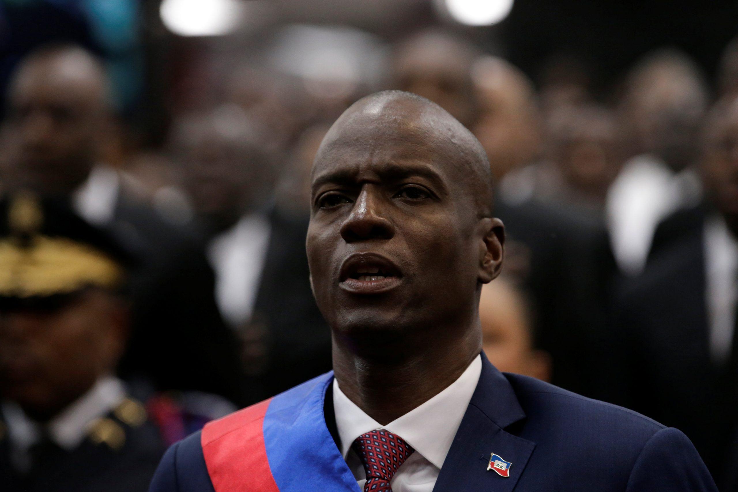 Jovenel Moïse presidente Haiti