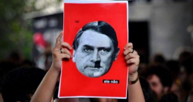 Adolf Hitler teoria conspiratória bolsonarista marxismo cultural