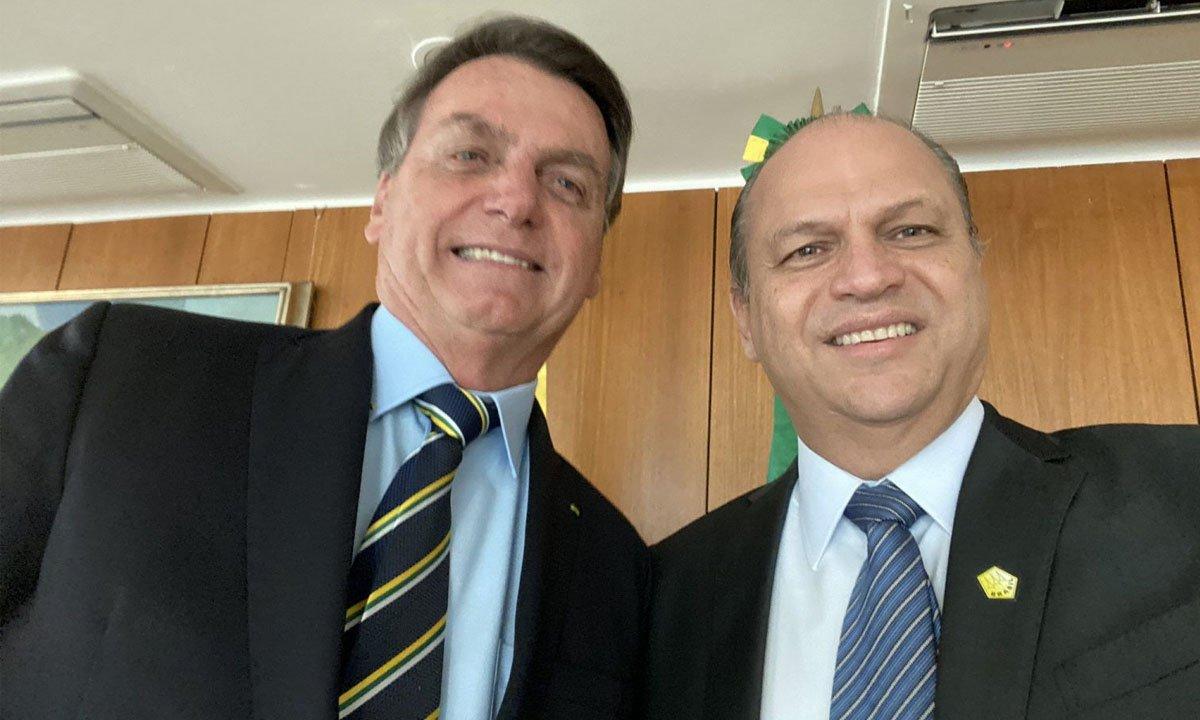 Bolsonaro Ricardo Barros