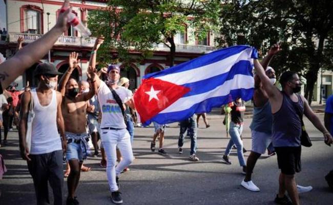 fatores desencadearam maiores manifestações Cuba